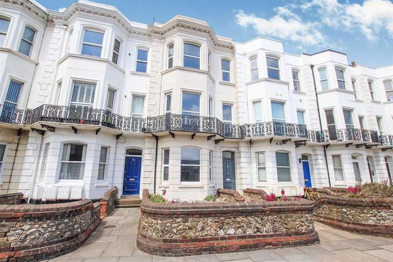 4 Bedrooms Terraced House for sale in Brighton Road, Worthing, West Sussex, BN11 2ES