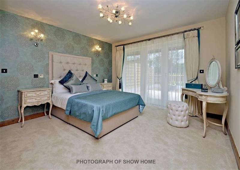 2 Bedrooms Semi Detached Bungalow for sale in 13, Bradeney Drive, Worfield, Bridgnorth, Shropshire, WV15