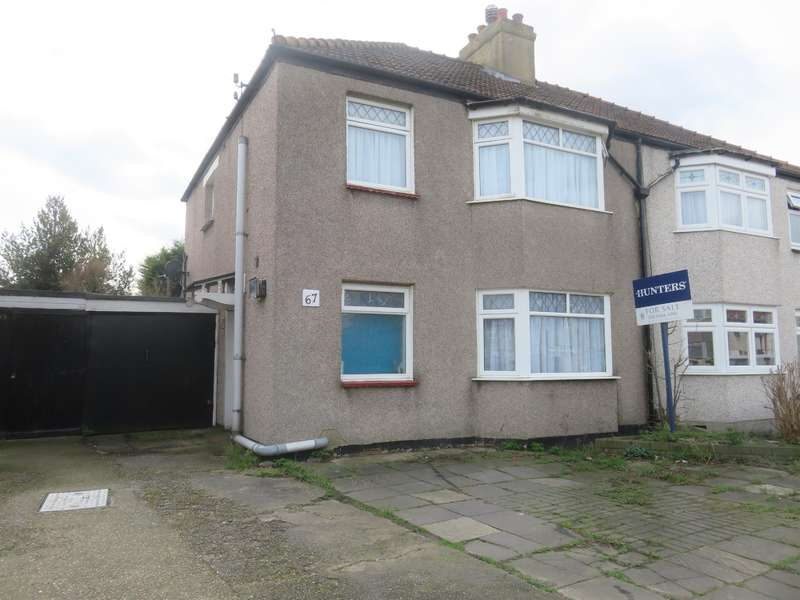 4 Bedrooms Semi Detached House for sale in Westbrooke Road, Welling, Kent, DA16 1PS