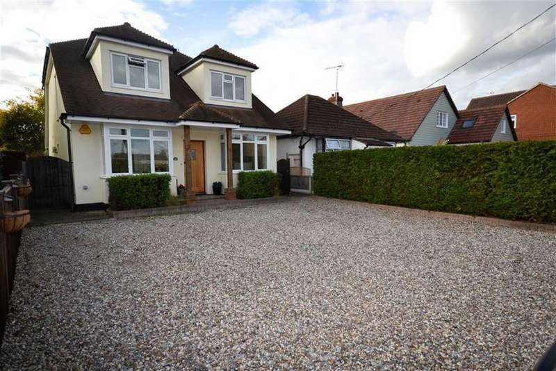 4 Bedrooms Detached House for sale in Hullbridge Road, South Woodham Ferrers, Essex
