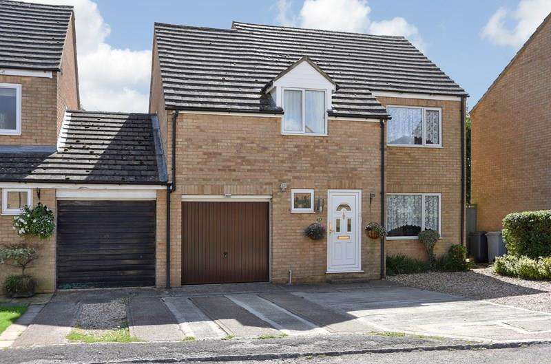 4 Bedrooms Detached House for sale in Kirby Close, Middle Barton, Chipping Norton