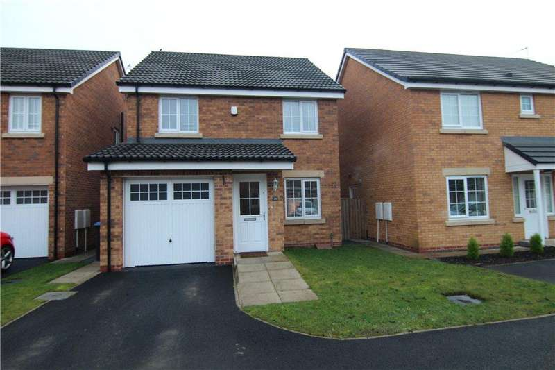 3 Bedrooms Detached House for sale in Surtees Drive, Willington, DL15