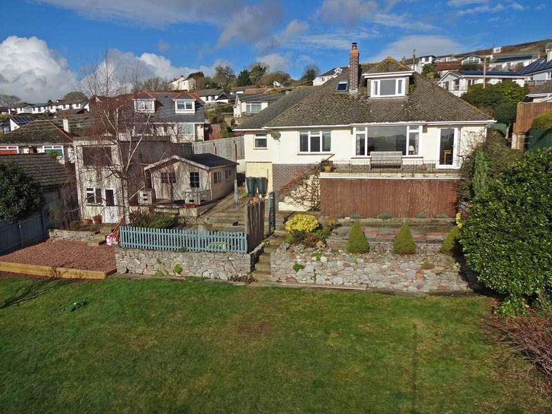 4 Bedrooms Detached Bungalow for sale in Murley Crescent, Bishopsteignton, Teignmouth