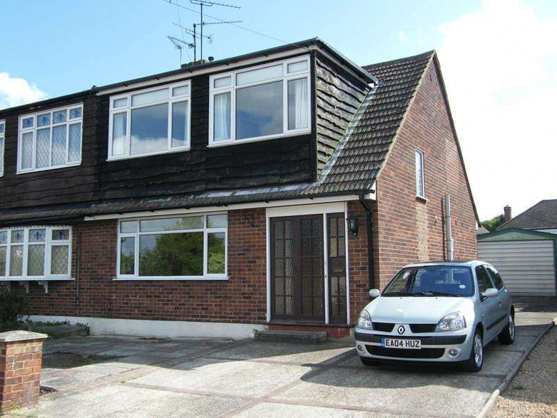 4 Bedrooms Semi Detached House for sale in Larchwood Close, Leigh-On-Sea