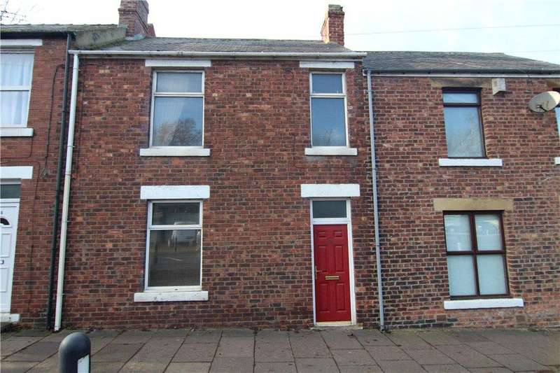 2 Bedrooms Terraced House for sale in Cross View Terrace, Nevilles Cross, Durham, DH1