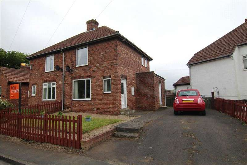 2 Bedrooms Semi Detached House for sale in Mill Lane, Sherburn Village, DH6