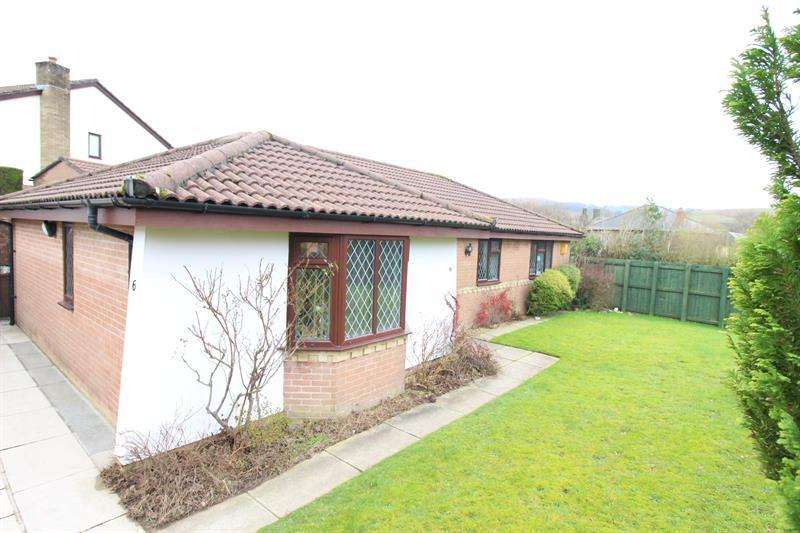 3 Bedrooms Bungalow for sale in St. James Close, Caerphilly
