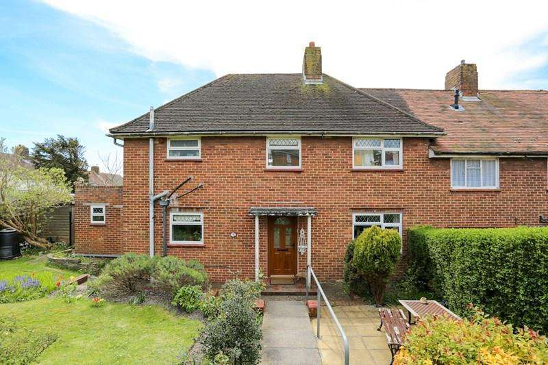 3 Bedrooms Semi Detached House for sale in Fountains Close, Brighton