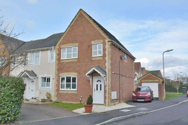 3 Bedrooms End Of Terrace House for sale in Celtic Drive, Andover