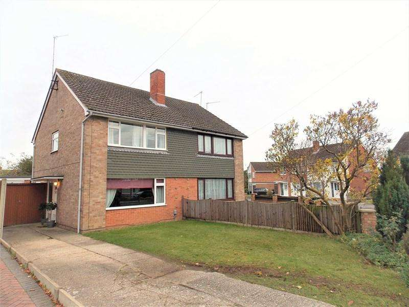 3 Bedrooms Semi Detached House for sale in Holmwood Avenue, Reading