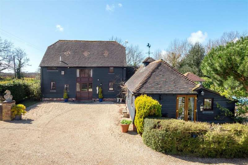 4 Bedrooms House for sale in Shoreham Road, Henfield, West Sussex