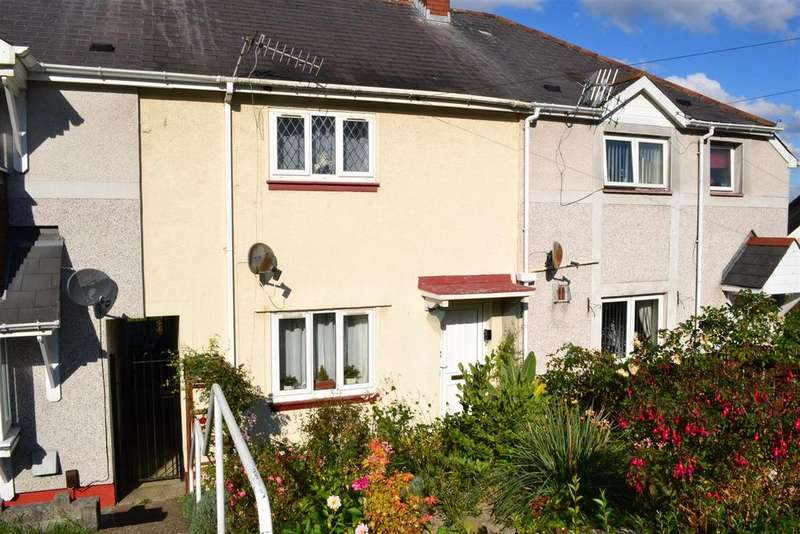2 Bedrooms House for sale in Gors Avenue, Townhill, Swansea