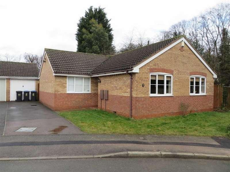 3 Bedrooms Detached Bungalow for sale in Lyncroft Leys, Scraptoft