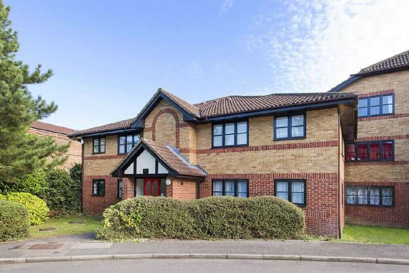 1 Bedroom Flat for sale in Woodvale Way, Golders Green, NW11