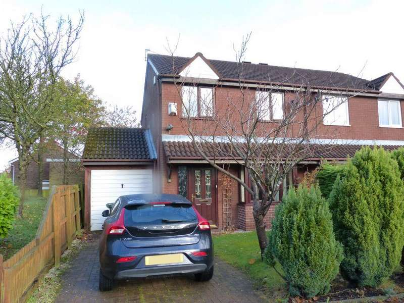 3 Bedrooms Semi Detached House for sale in Convent Close, Aughton, L39