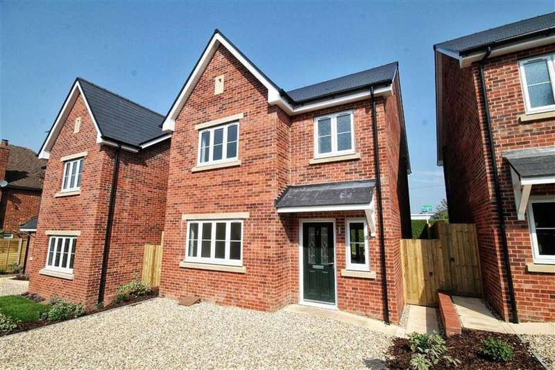 4 Bedrooms Detached House for sale in Sussex Mews, Off Priors Road, Cheltenham, GL52