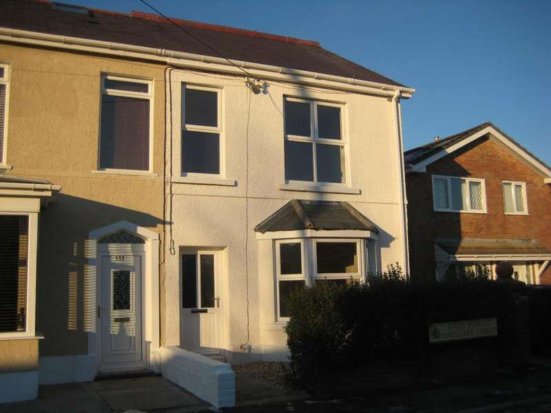 4 Bedrooms Semi Detached House for sale in Margaret Street, Ammanford