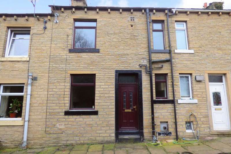 2 Bedrooms Terraced House for sale in Norcliffe Lane, Hipperholme HX3