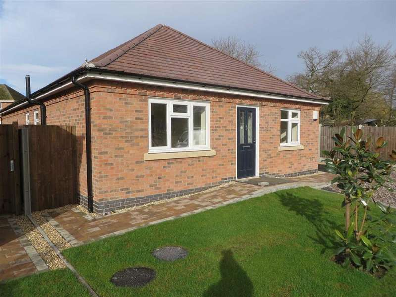 3 Bedrooms Detached Bungalow for sale in Brooks Close, Sileby