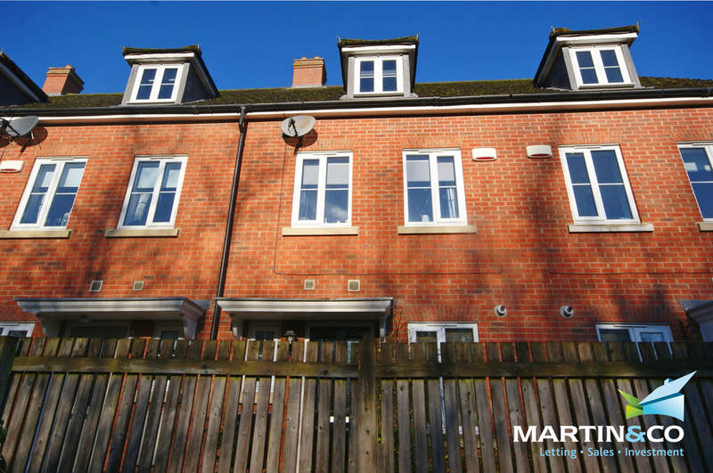 3 Bedrooms Town House for sale in Muirfield Close, Lincoln