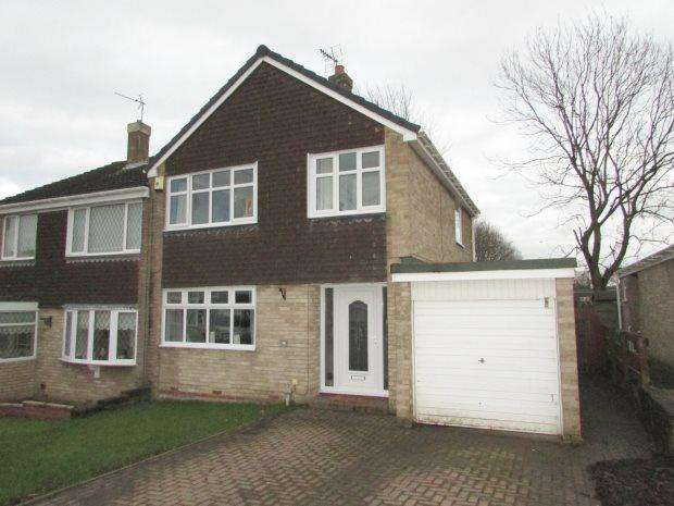3 Bedrooms Semi Detached House for sale in PARKSIDE, SPENNYMOOR, SPENNYMOOR DISTRICT