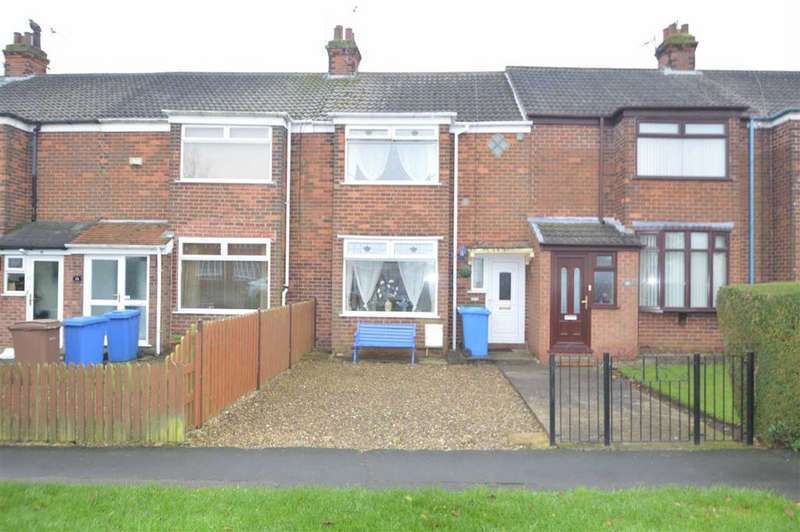 3 Bedrooms Terraced House for sale in Weghill Road, Preston, Hull, HU12