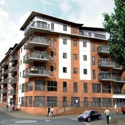 2 Bedrooms Apartment Flat for sale in Light Buildings Lumen Court, Preston, PR1