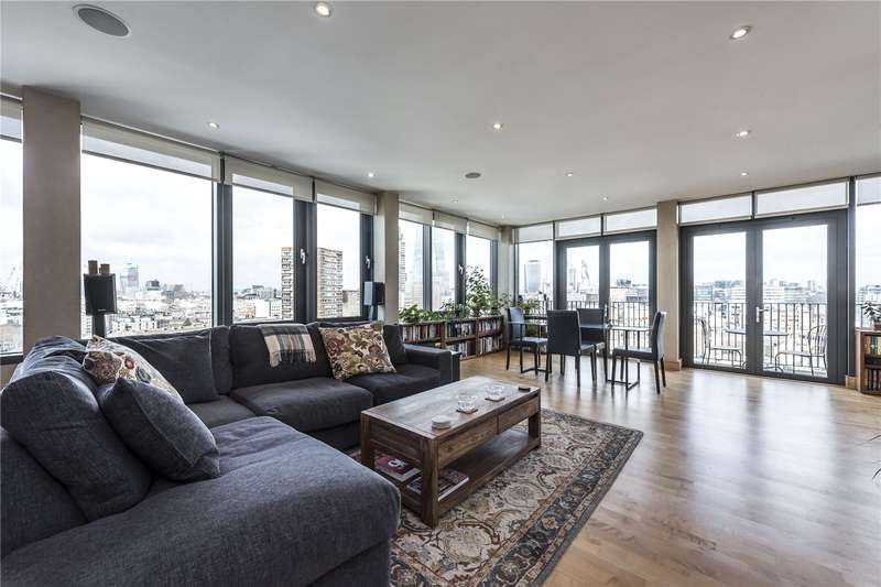 2 Bedrooms Flat for sale in Antonine Heights, City Walk, London, SE1