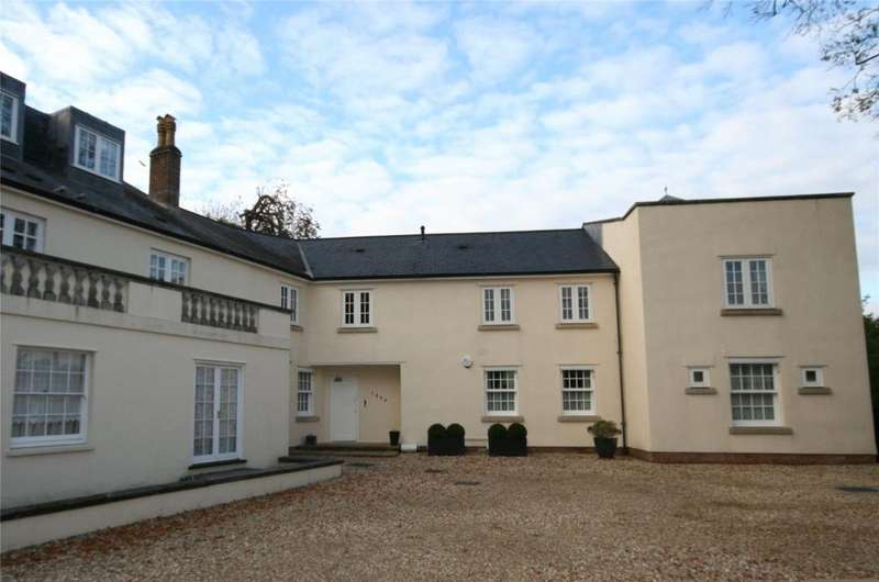 2 Bedrooms Flat for sale in Barton Lodge, The Folly, Cerne Abbas, Dorchester
