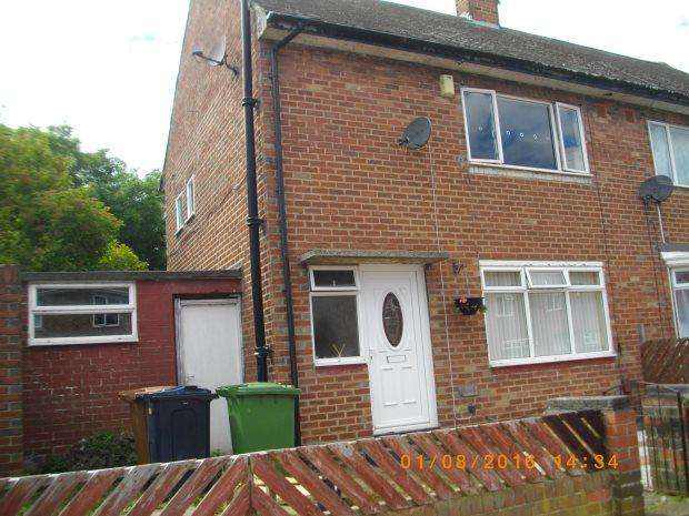 2 Bedrooms Semi Detached House for sale in TADCASTER ROAD, THORNEY CLOSE, SUNDERLAND SOUTH