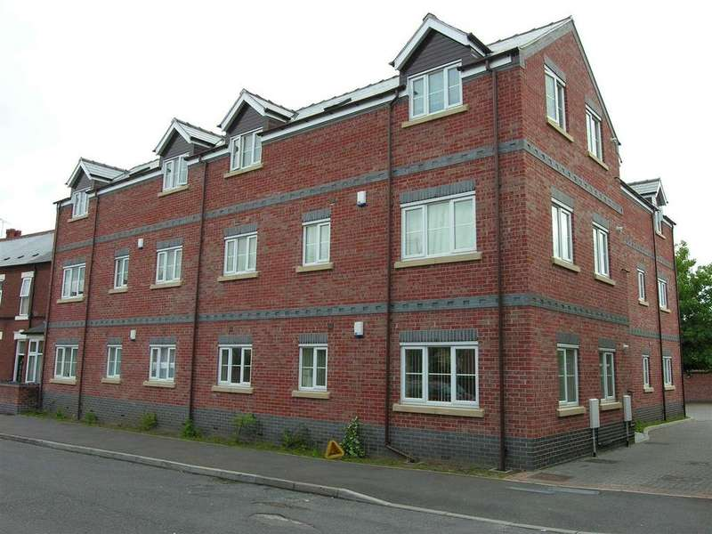 2 Bedrooms Apartment Flat for sale in Grange Street, Derby