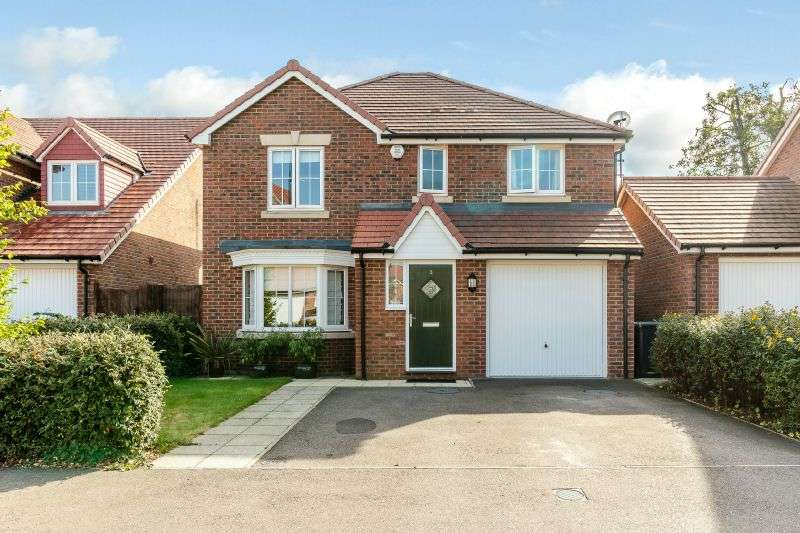 4 Bedrooms Detached House for sale in Hertford Close, Croxley Green, Rickmansworth, Hertfordshire, WD3