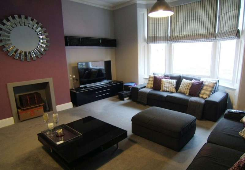 4 Bedrooms Flat for sale in 18 High Street, Upper floor flat, Ventnor, Isle of Wight,