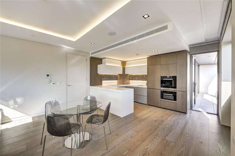 2 Bedrooms Apartment Flat for sale in Pearson Square, Fitzroy Place, W1T
