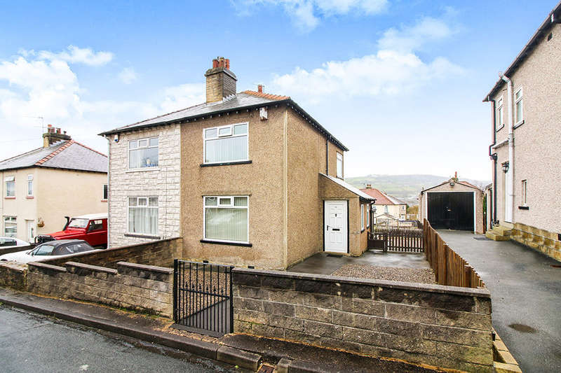 2 Bedrooms Semi Detached House for sale in Exley Crescent, Keighley, BD21