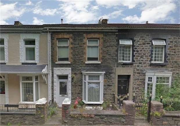3 Bedrooms Terraced House for sale in Pant Yr Heol, Neath, West Glamorgan