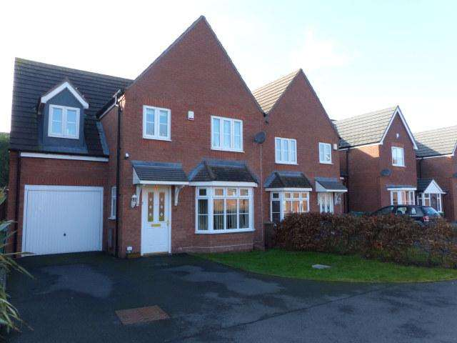 4 Bedrooms Detached House for sale in Amble Close,Streetly,Sutton Coldfield