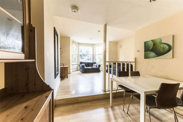 2 Bedrooms Flat for sale in The Avenue, Queens Park, London