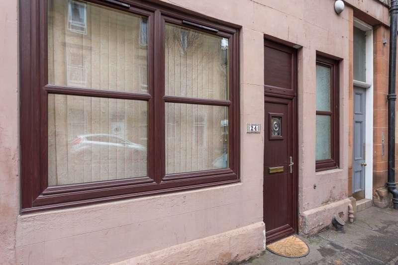1 Bedroom Maisonette Flat for sale in Elgin Terrace, Hillside, Edinburgh, EH7 5PB