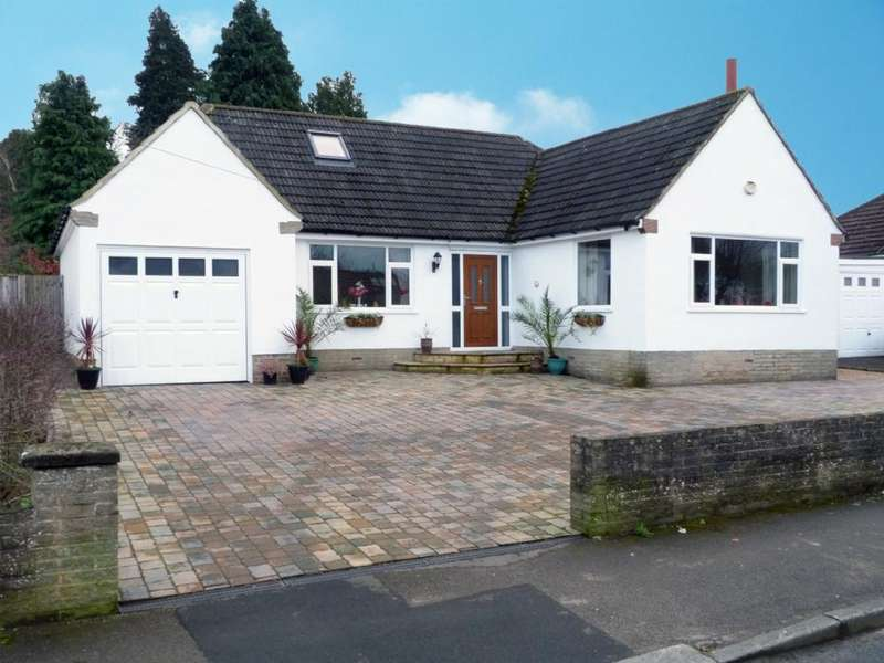 4 Bedrooms Bungalow for sale in 7 South Grange Road Ripon HG4 2NH