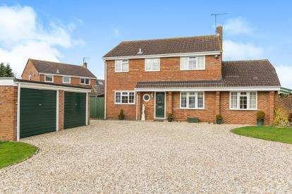 4 Bedrooms Detached House for sale in Mellow Ground, Haydon Wick, Swindon, Wiltshire