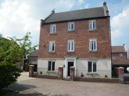 5 Bedrooms Detached House for sale in Pennymoor Drive, Middlewich, Cheshire