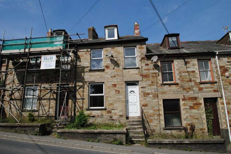 3 Bedrooms Terraced House for sale in Cribbage Terrace, Bodmin