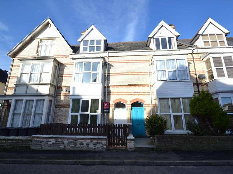 4 Bedrooms Terraced House for sale in Rock Avenue, Newport