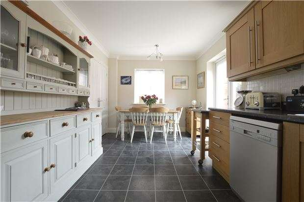 3 Bedrooms Detached House for sale in Walton Cardiff, TEWKESBURY, Gloucestershire, GL20 7TU