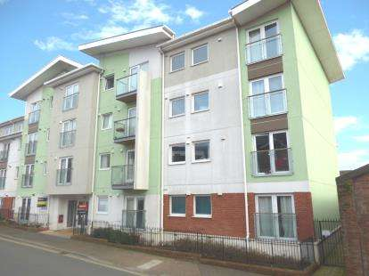 1 Bedroom Flat for sale in Red Lion Lane, Exeter, Devon