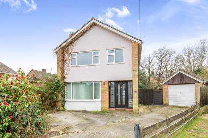 3 Bedrooms Detached House for sale in Dibden Purlieu, Southampton, Hampshire