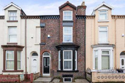 4 Bedrooms Terraced House for sale in Sutton Street, Old Swan, Liverpool, Merseyside, L13