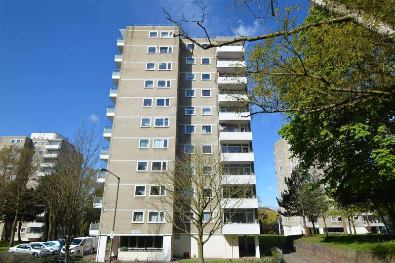 2 Bedrooms Apartment Flat for sale in Westmark Point, Norley Vale, London