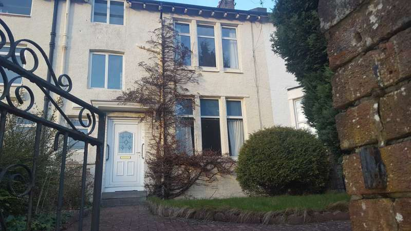 3 Bedrooms Terraced House for rent in Fernleigh Road, Giffnock